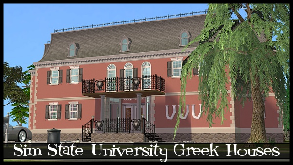 The SSU greek house lots