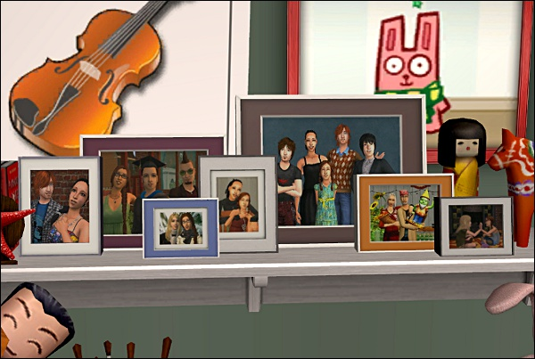 Willows Picture Wall